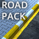 Road Pack - 3DOcean Item for Sale