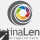 Ratina Lens Logo Template - GraphicRiver Item for Sale