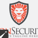 Lion Security Logo Template - GraphicRiver Item for Sale