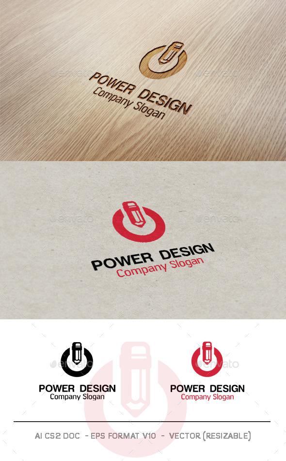 Power Design Logo