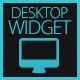 Flat Desktop Widget - Edge Animate - CodeCanyon Item for Sale