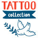 Tattoo Doodles Collection - GraphicRiver Item for Sale