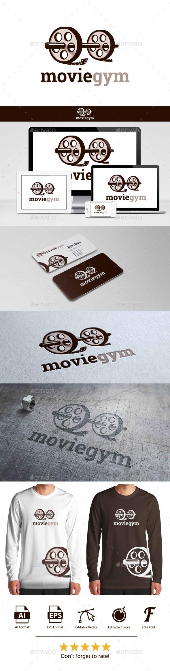 Movie Gym Logo