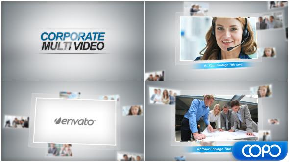 Corporate Multi Video