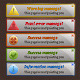 Warning Box - GraphicRiver Item for Sale