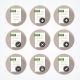 Text File Icons - GraphicRiver Item for Sale