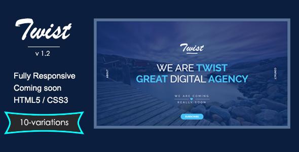 TWIST - już wkrótce strona responsywna