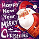 Set of Christmas Illustrations with Santa Claus - GraphicRiver Item for Sale