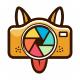 Camera Dog Logo - GraphicRiver Item for Sale