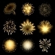 Fireworks Set - GraphicRiver Item for Sale