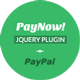 PayNow! - jQuery PayPal Plugin - CodeCanyon Item for Sale