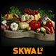Still Life Vegetables - VideoHive Item for Sale