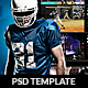 The Colosseum - Sports Magazine PSD Template - ThemeForest Item for Sale
