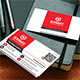 Corporate Business Card - RA76 - GraphicRiver Item for Sale
