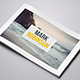 Portfolio Brochure Vol.1 - GraphicRiver Item for Sale