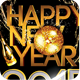 New Year Flyer Template PSD - GraphicRiver Item for Sale