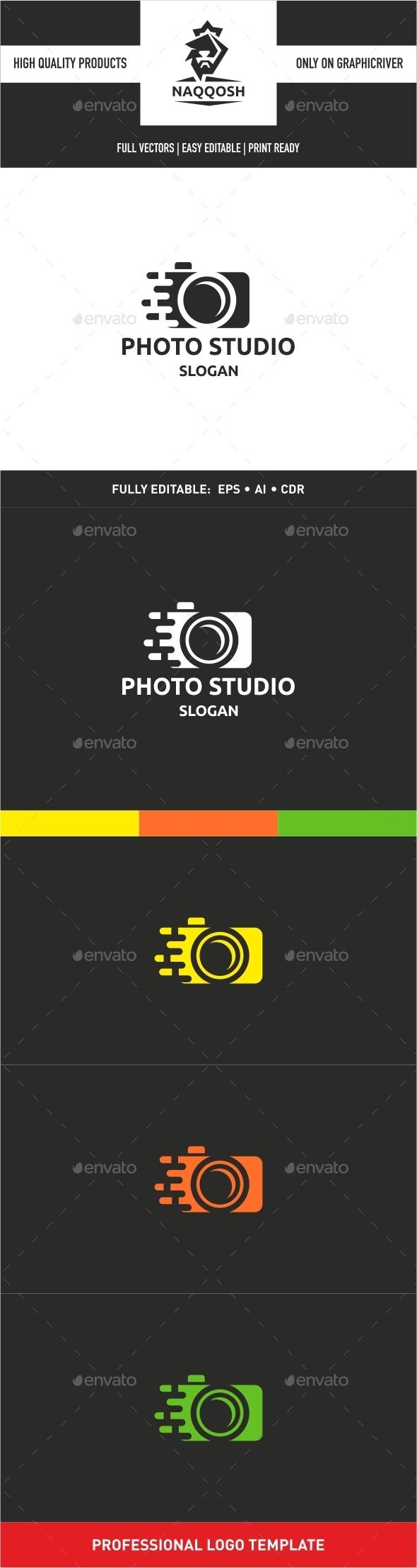 Photo Studio Logo