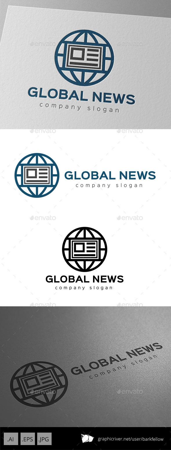World Global News Logo