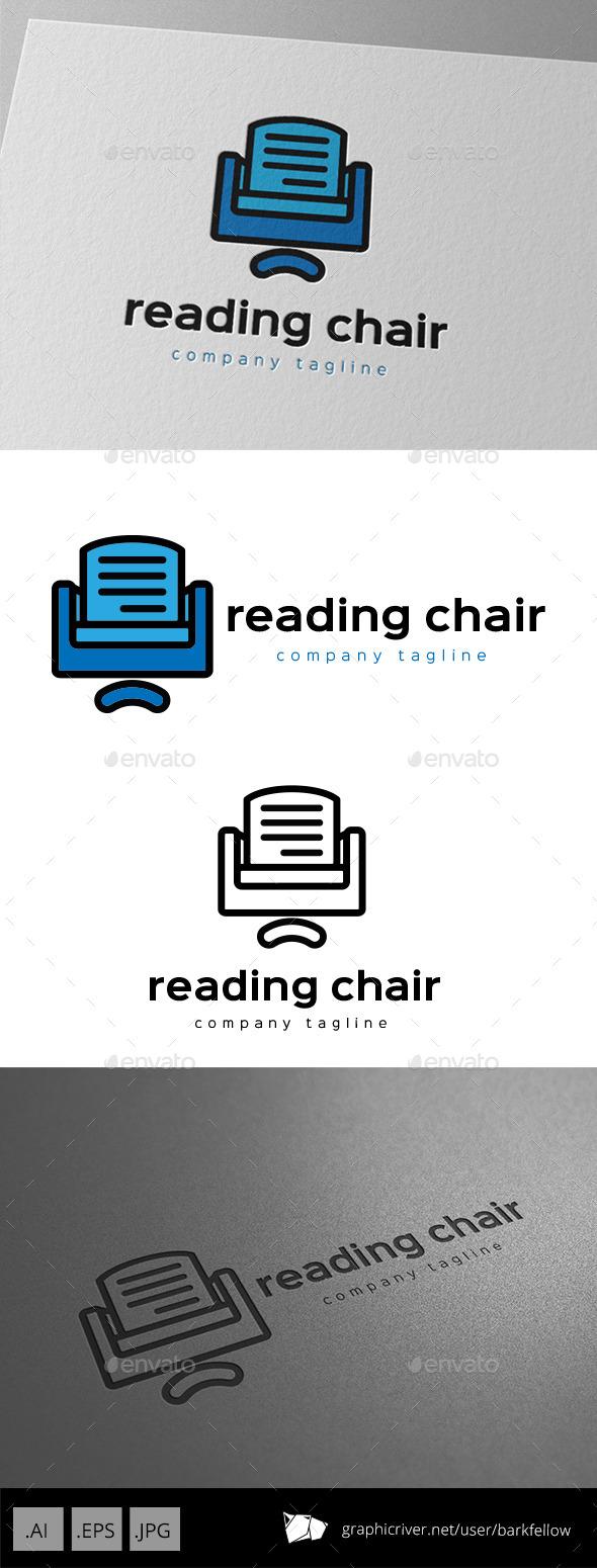 Reading Chair Logo