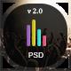 Crazy Hour - Event Management PSD Template - ThemeForest Item for Sale