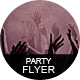 Indie Music Party Flyer - GraphicRiver Item for Sale