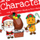 Christmas Characters - GraphicRiver Item for Sale
