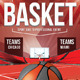 Basketball Stars Flyer  - GraphicRiver Item for Sale