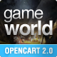 OpenCart Game Theme - GameWorld - ThemeForest Item for Sale