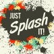 Grunge Blots and Splashes - GraphicRiver Item for Sale