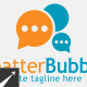 Chatter Bubble Logo Template - GraphicRiver Item for Sale