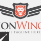 Lion Wings Logo Template - GraphicRiver Item for Sale