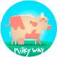 Cow Illustration  - GraphicRiver Item for Sale