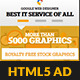 IT Service Provider Navigable HTML5 GWD Ad Banner - CodeCanyon Item for Sale