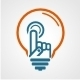 Idea Touch Logo - GraphicRiver Item for Sale