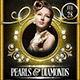 Pearls & Diamonds  (Flyer Template 4x6) - GraphicRiver Item for Sale