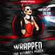 Wrapped (Flyer Template 4x6) - GraphicRiver Item for Sale