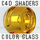 5 Realistic Color Glass Materials for C4D - 3DOcean Item for Sale
