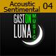 Acoustic Romantic and Sentimental 04 - AudioJungle Item for Sale