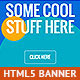 Power Color HTML5 Animated Banner - CodeCanyon Item for Sale