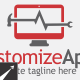 Customize Apps Logo Template - GraphicRiver Item for Sale