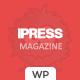 iPress - Blog/Magzine/News Wordpress Theme - ThemeForest Item for Sale