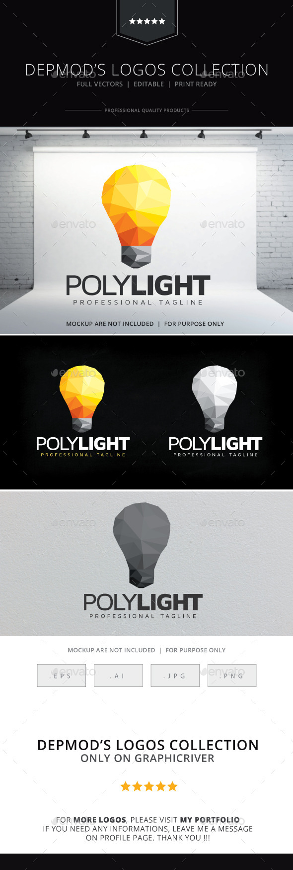Poly Light Logo