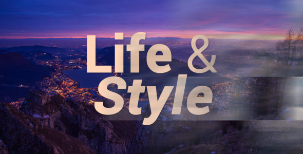 Life and Style - Simple Slideshow
