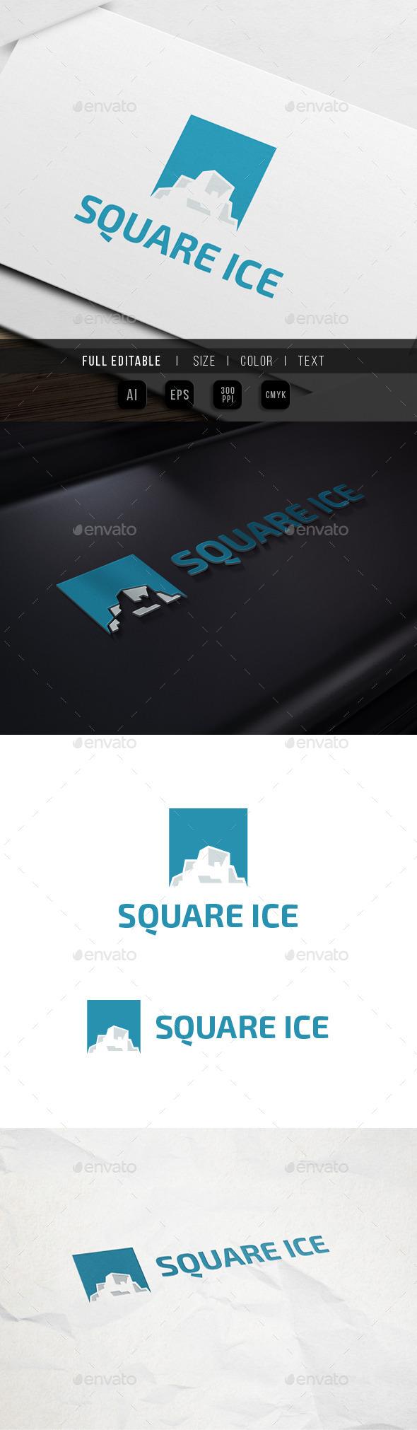 Ice Mountain - Square Climbing