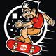 Cartoon Skate Kid - GraphicRiver Item for Sale