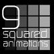 9 Squared Preloader Animations - VideoHive Item for Sale