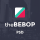 The Bebop Anime and Comic Convention PSD Template - ThemeForest Item for Sale