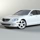 Mercedes Benz S class w221 - 3DOcean Item for Sale