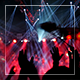 Concert Light And Crowd Hands - VideoHive Item for Sale