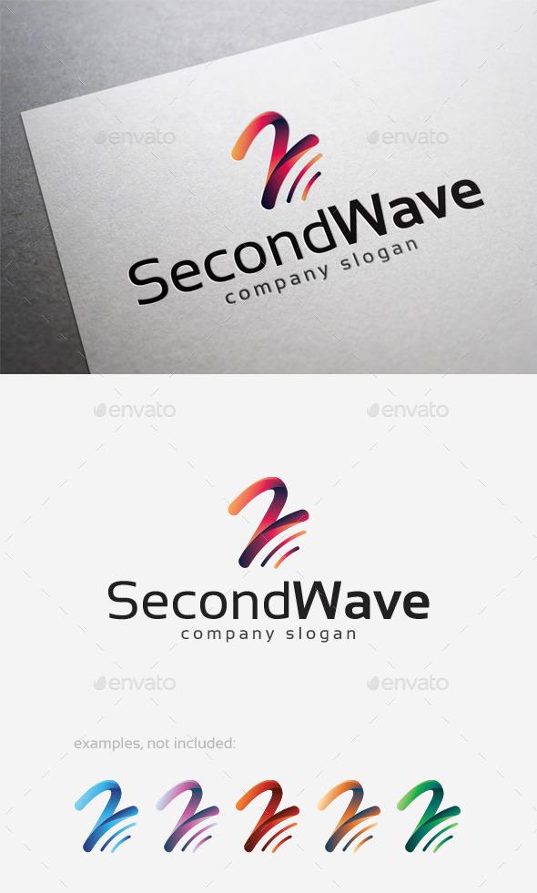 Second Wave Logo